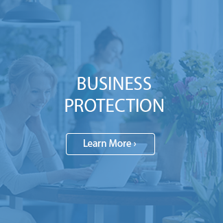 Business protection service box